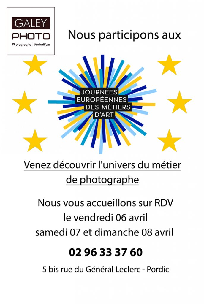 JOURNEE EUROPEENNE DES METIERS D'ART-2018