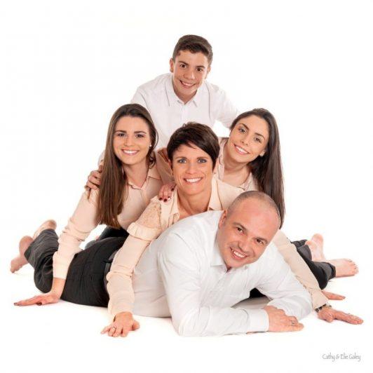 PORTRAIT ADULTE FAMILLE