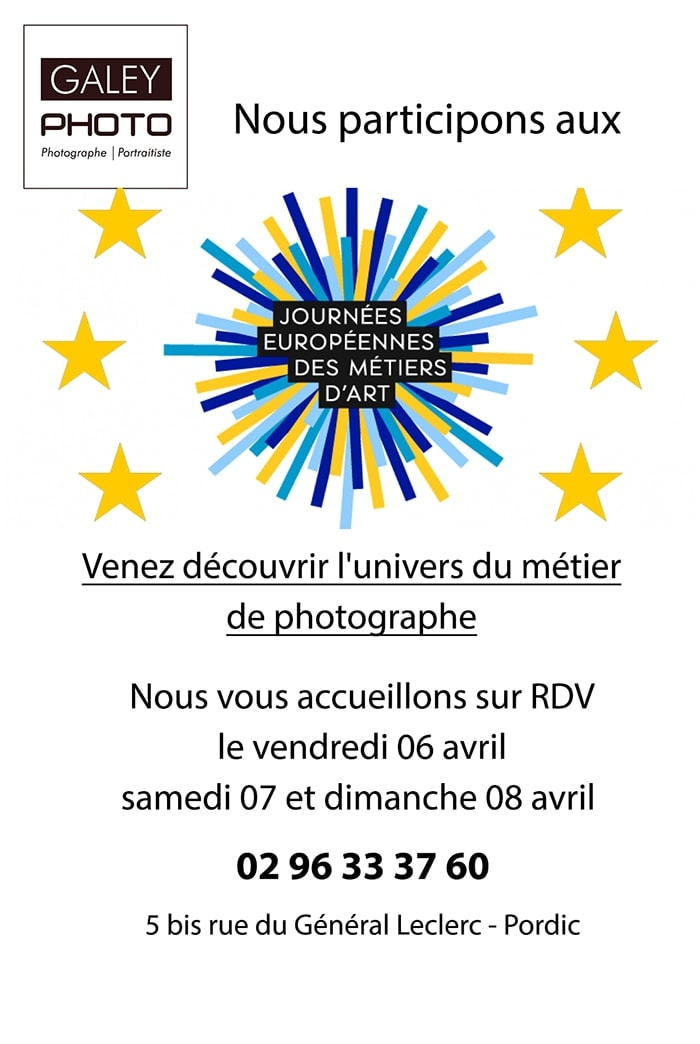 JOURNEE EUROPEENNE DES METIERS D'ART-2018